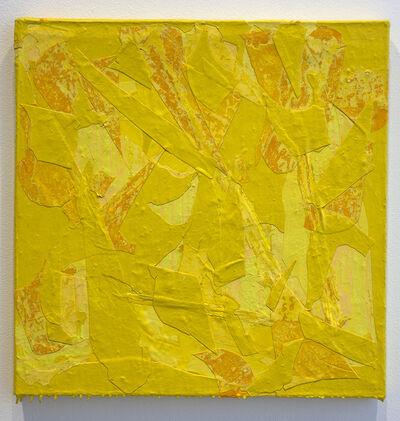 Christina Zurfluh, 'Yellow In Yellow', 2018
