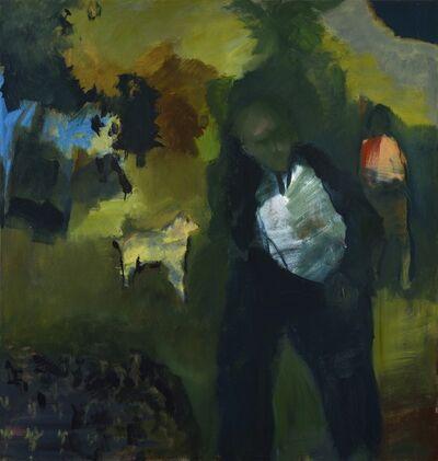 Jennifer Hornyak, 'Man in Blue Suit', 2014