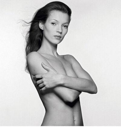 Terry O'Neill, 'Kate Moss, Black & White (1993)', 1993