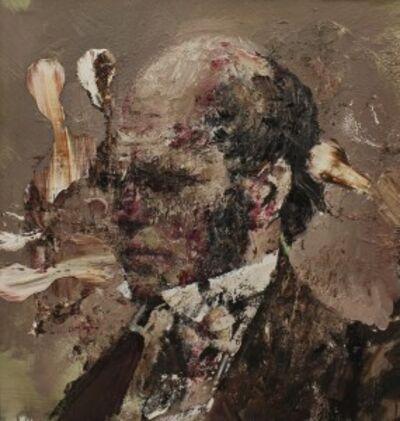 Adrian Ghenie, 'Persian Miniature', 2013