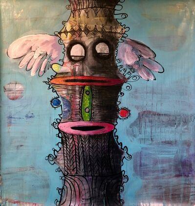 Deborah Buck, 'Totem', 2018