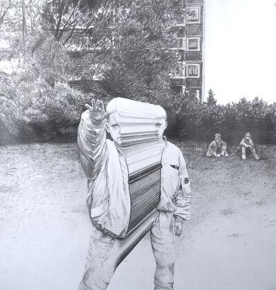 Lars Wunderlich, '1992', 2017