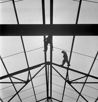 Leo Matiz, 'Construction (Colombia)', 1960