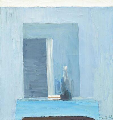 Roger Muhl, 'Interieur bleu'