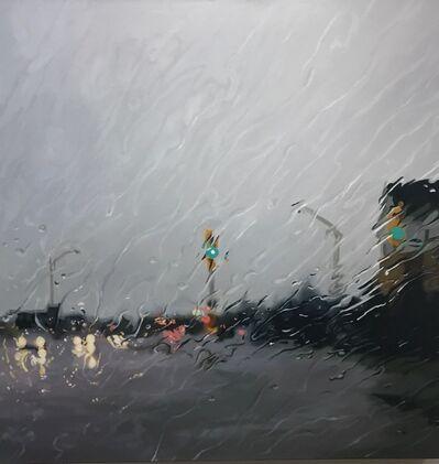 Tritan Braho, 'Windshield II', 2017