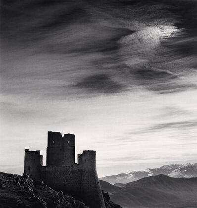 Michael Kenna, 'Castle and Sky, Rocca Calascio, Abruzzo, Italy', 2016