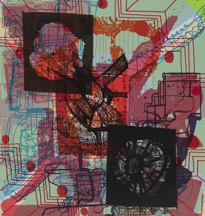 Joanne Greenbaum, 'Untitled', 2009