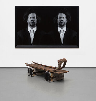 Rashid Johnson, 'The New Negro Escapist Social and Athletic Club (Emmett)', 2008