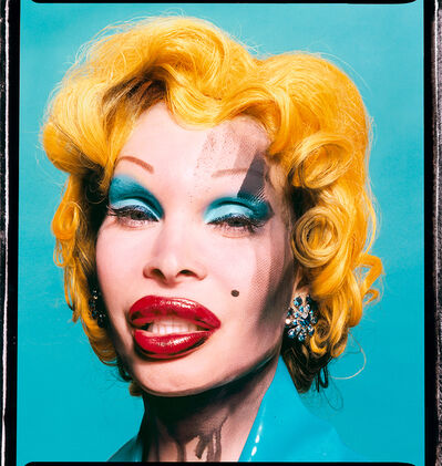 David LaChapelle, 'Amanda Lepore as Marilyn', 2003