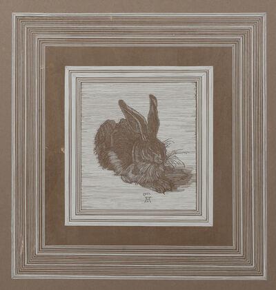Pavel Acosta, 'After Young Hare by Albrecht Dürer (1502)', 2018