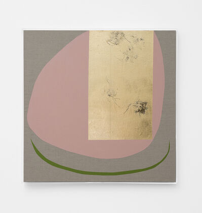 Pierre Vermeulen, 'Hair Orchid Sweat Print, Pink Form with Green', 2018