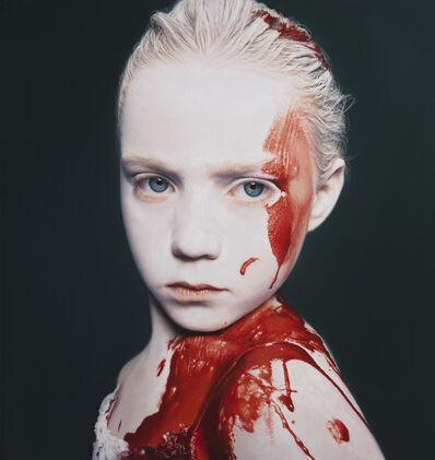 Gottfried Helnwein, 'And Then There Were None', 2021