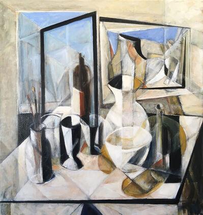 Marlene Von Dürckheim, 'Studio with Still Life Painting', 2021
