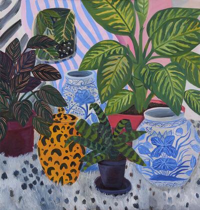 Anna Valdez, 'Leopard Prints', 2019
