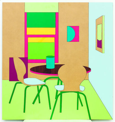 Joanna Lamb, 'Laminex Interior 201302', 2013