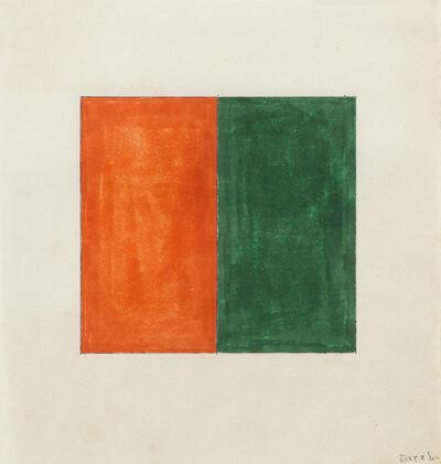 Walter Darby Bannard, 'Untitled ', 1962