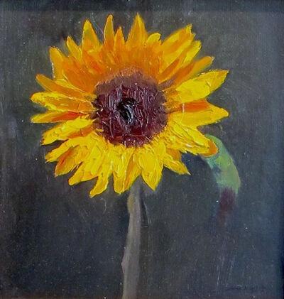 Nelson White, 'The Sunflower', 2014