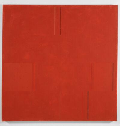 César Paternosto, 'Confluence Nº 3', 1998