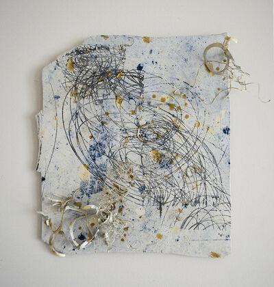 Tomoko Abe, 'Storm (gold)', 2014