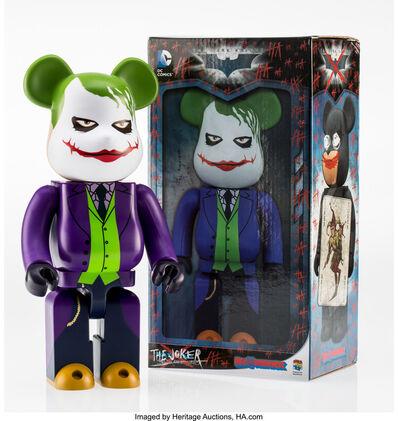 BE@RBRICK X DC Comics, 'The Joker 400%, from The Dark Knight Trilogy', 2015