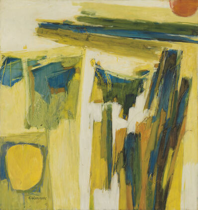 Hale Aspacio Woodruff, 'Untitled (Abstract Composition).', circa 1965