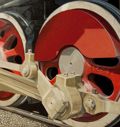 Joseph E. Richards, 'The Big Wheel', ca. 1991