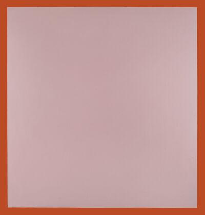 Walter Darby Bannard, 'Cherokee Blanket #1', 1960
