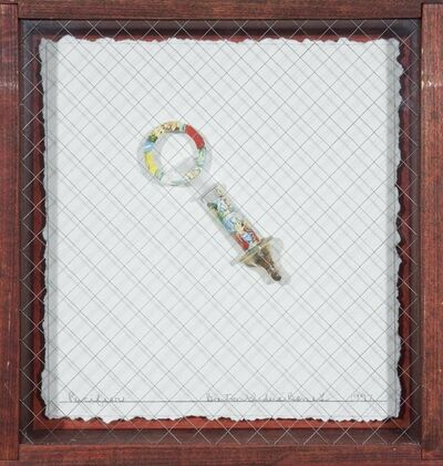 Barton Lidice Benes, 'Lethal Weapons: Pacifier', 1997
