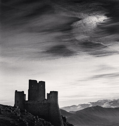 Michael Kenna, 'Castle and Sky, Calascio, Abruzzo, Italy', 2016