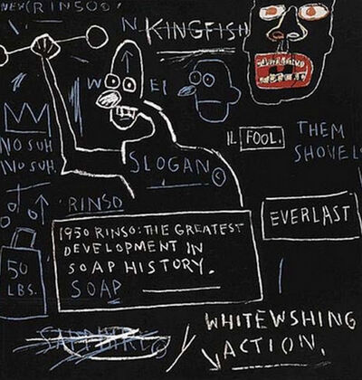 Jean-Michel Basquiat, 'Untitled (Rinso)', 1983-2001