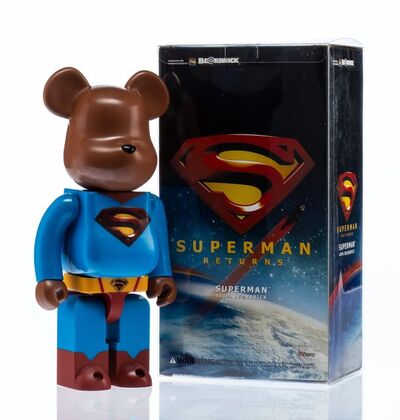 BE@RBRICK X DC Comics, 'Superman 400%, from Superman Returns', 2006