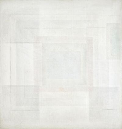 Riccardo Guarneri, 'Prospettico a quadrati simultanei', 1967