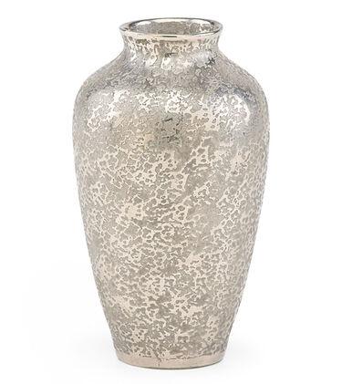 Glen Lukens, 'Rare platinum glaze vase, Los Angeles, CA'