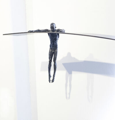 David Robinson, 'Arc (Maquette)', 2002