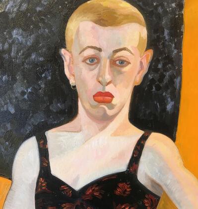 Adrianne Lobel, 'Man in a Dress', 2020
