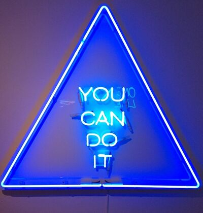 Zoe Grace, 'You Can Do It', 2016