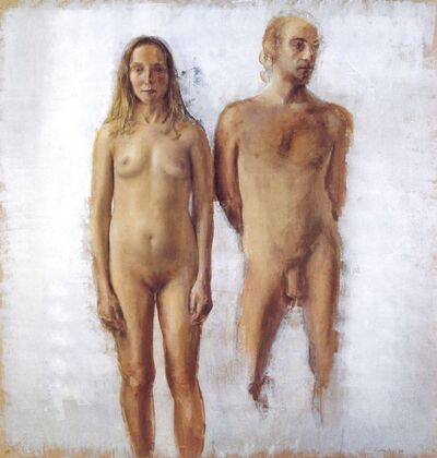 Leticia Feduchi, 'Adam and Eve', 2006