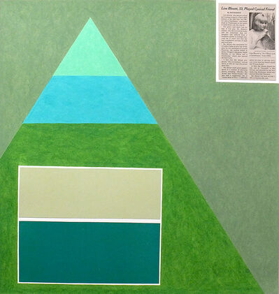 David X Levine, 'Lisa Blount's Silver Apples', 2013
