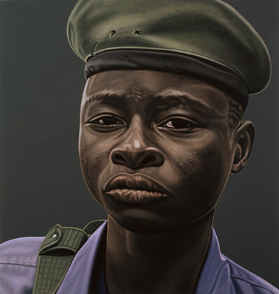 Richard Phillips, 'LRA', 2006