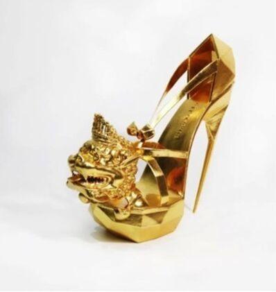 Liao Yibai, 'Cinderella High Heel', 2019