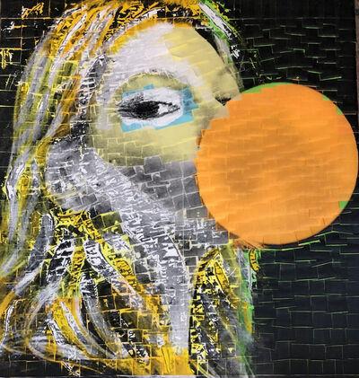 Ardan Özmenoğlu, 'Beauty Balloon Orange', 2019