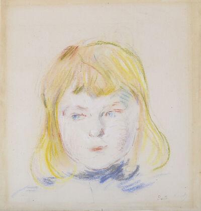 Berthe Morisot, 'Portrait d'Enfant', c. 1881-1884