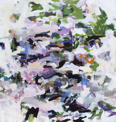 Karen Silve, 'Beijing Spring Lavender', 2017