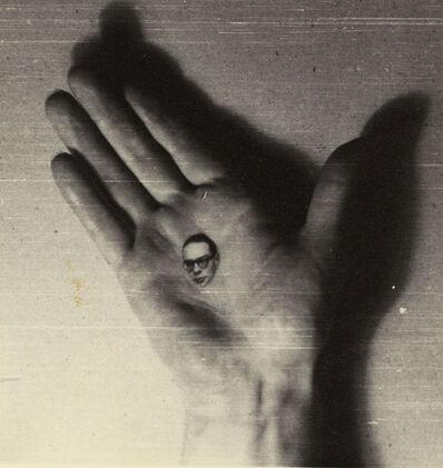 """Marcel Mariën, 'Photomontage """"La Main de Magritte""""', 1945"""