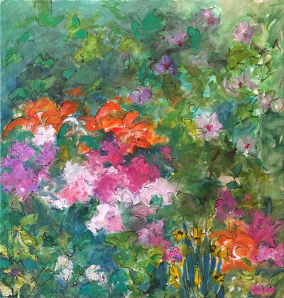 Mary Page Evans, 'Rose of Sharon', 2018