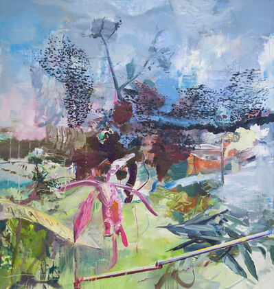 Martin Golland, 'Murmurations', 2017