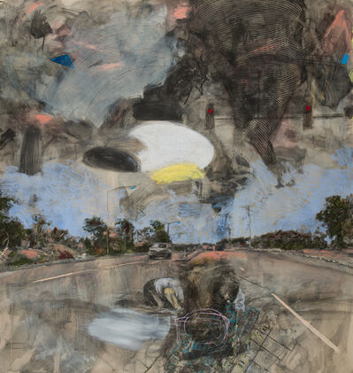 David Bailin, 'Cloud', 2015