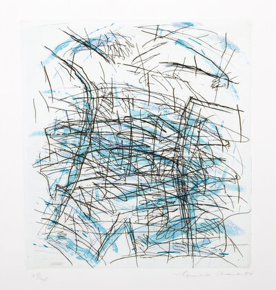 Louisa Chase, 'Undertow (Variant)', 1984