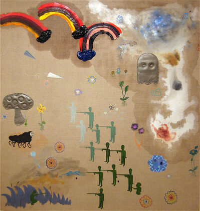 Timothy Kadish, 'Rainbows and Grenades', 2007