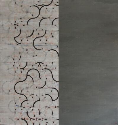 Francisco Castro Leñero, 'De la serie Silencios, Cancelaciones ', 2018